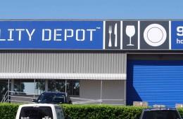 Hospitality Depot Large External Banner