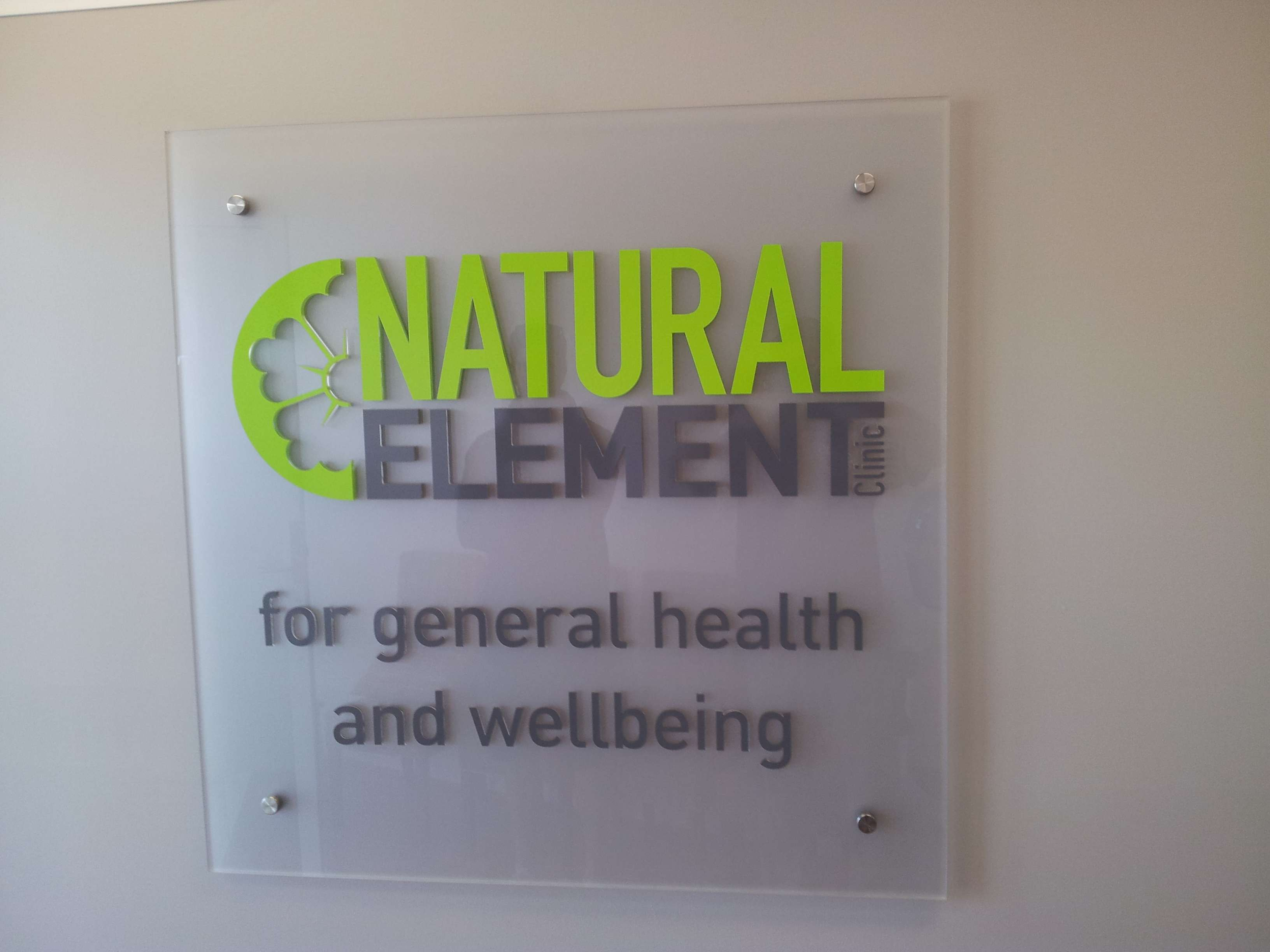 Internal Signs Reception And Office Signs On Site
