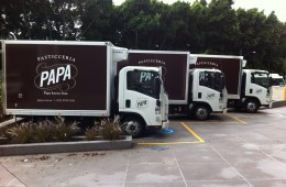 Papas Truck Fleet