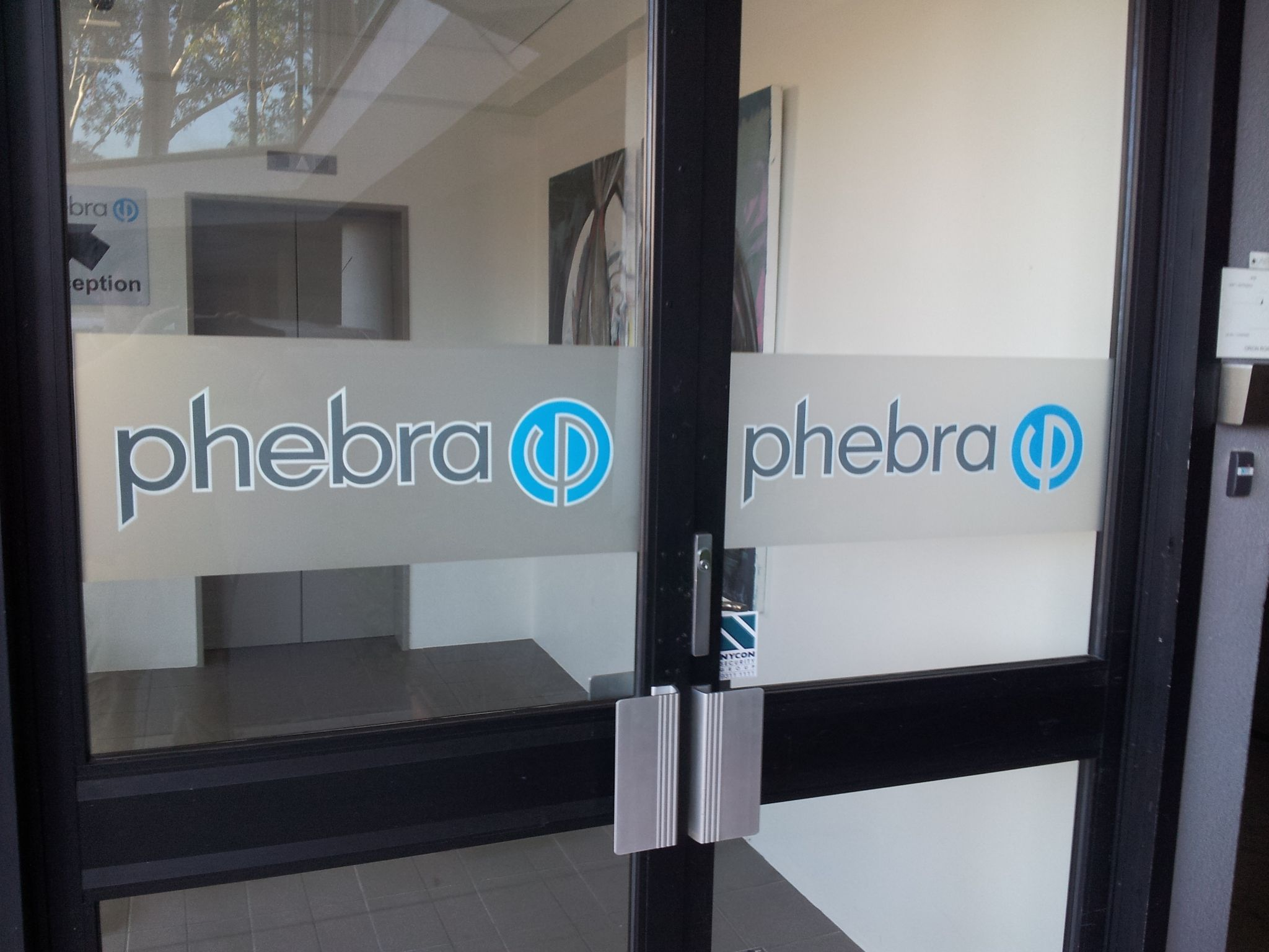 signcollection blog personalization options for custom office door