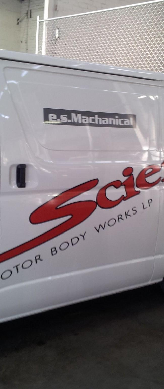Scientific Van