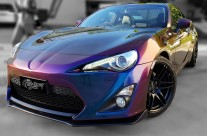 Toyota 86 in Avery Colour flow